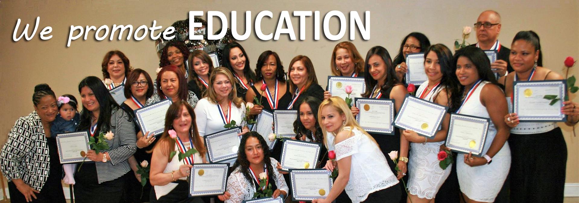 Support For Self Determination\POWER Program Graduation