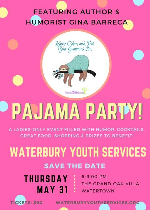 Pajama Party 2018