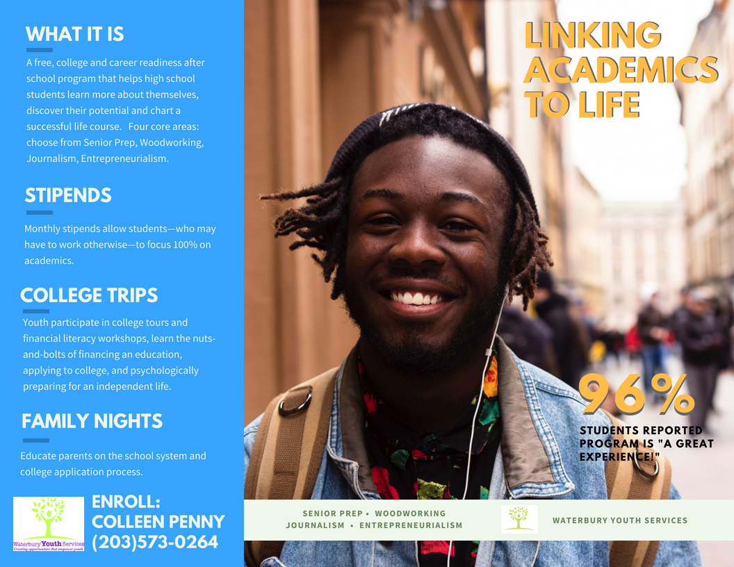 Linking Academics To Life Brochure-2018
