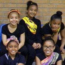 CT 4-H Dance Team