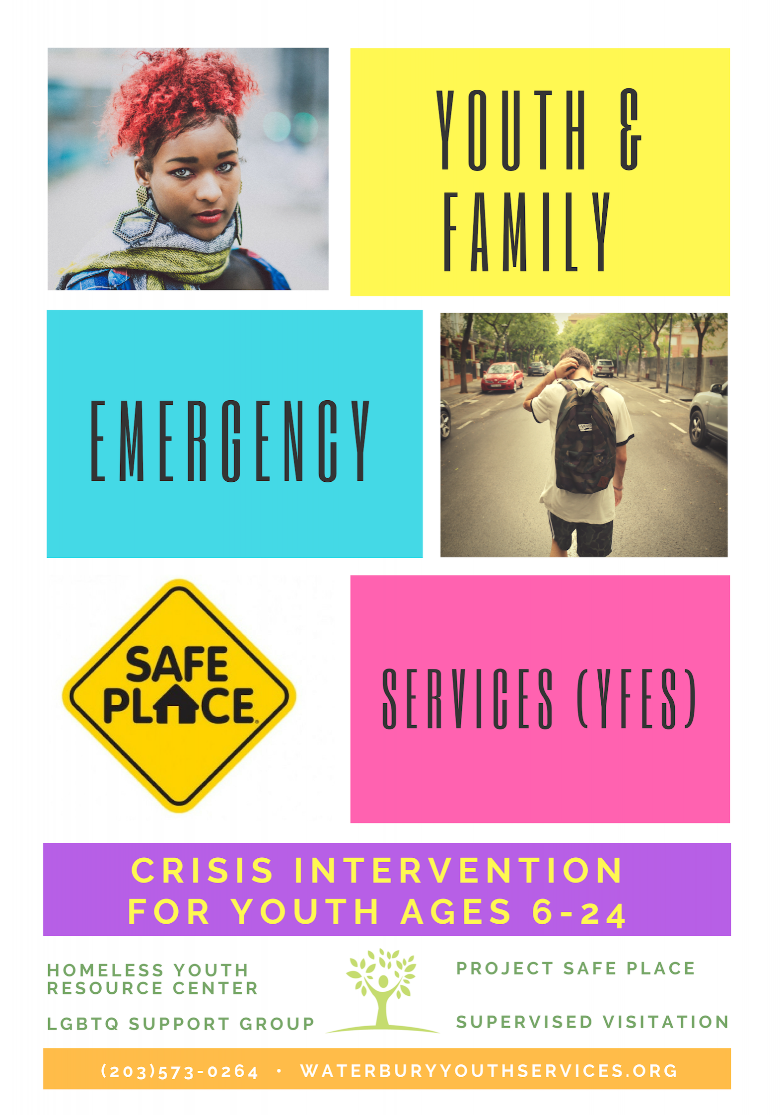 Youth & Family Emergency Services